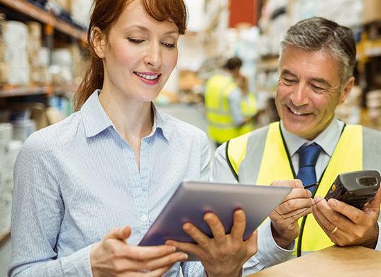 logistics inventory control